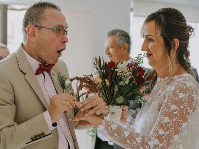 El matrimonio de Juvenal y Diana en Medellín, Antioquia 13