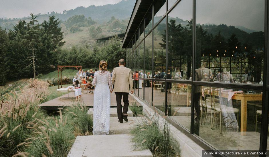 El matrimonio de Juvenal y Diana en Medellín, Antioquia