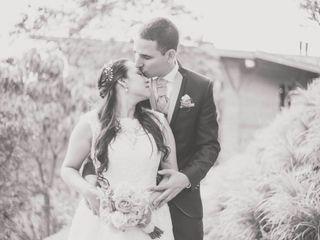 El matrimonio de Marlyn y Manuel