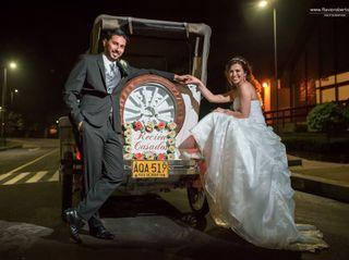 El matrimonio de Alejandra y Andrés