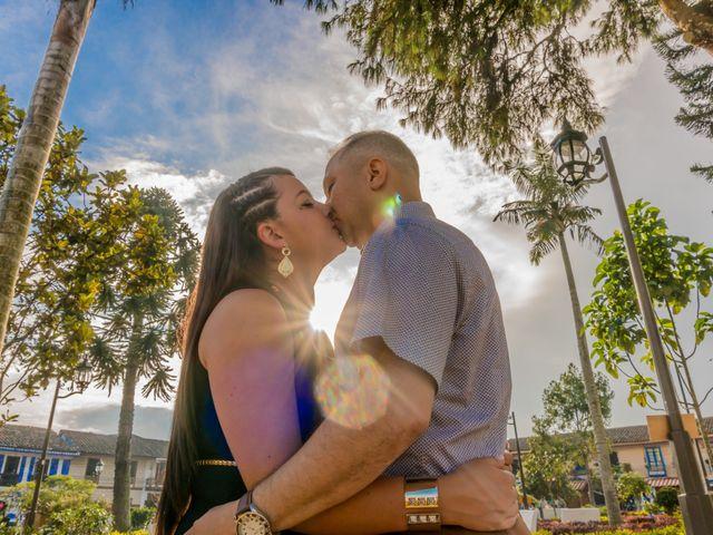 El matrimonio de Gustavo y Geraldine en Montenegro, Quindío 8
