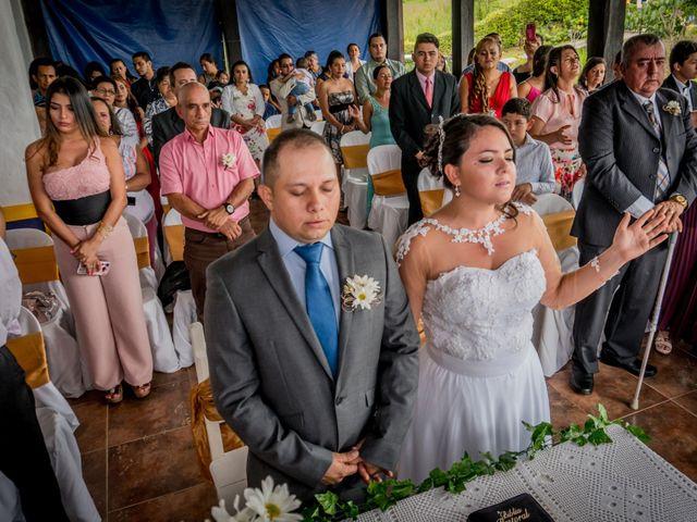 El matrimonio de Gustavo y Geraldine en Montenegro, Quindío 12