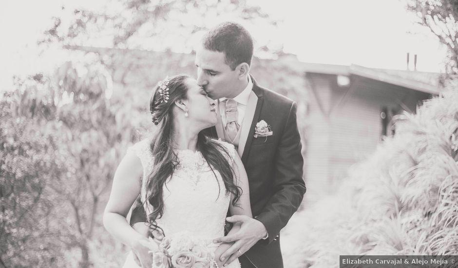 El matrimonio de Manuel y Marlyn en Medellín, Antioquia