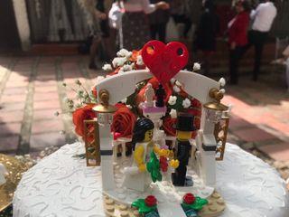El matrimonio de Luz y Germán  1