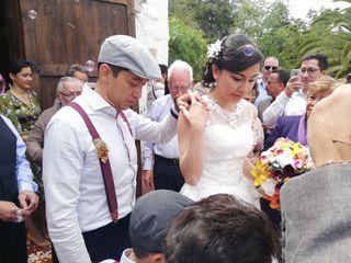 El matrimonio de Luz y Germán