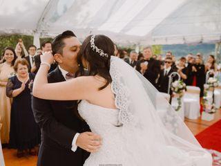 El matrimonio de Jineth y Fernando