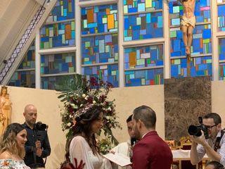 El matrimonio de Maria Cecilia y Marcel 1