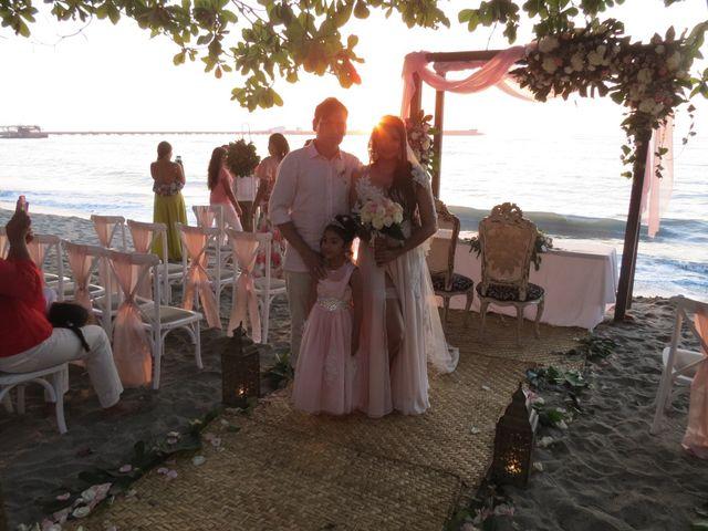 El matrimonio de Vladimir y María Cristina en Santa Marta, Magdalena 1