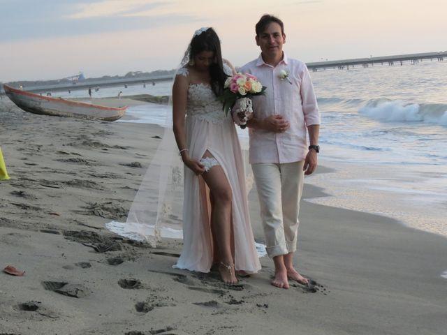 El matrimonio de Vladimir y María Cristina en Santa Marta, Magdalena 10