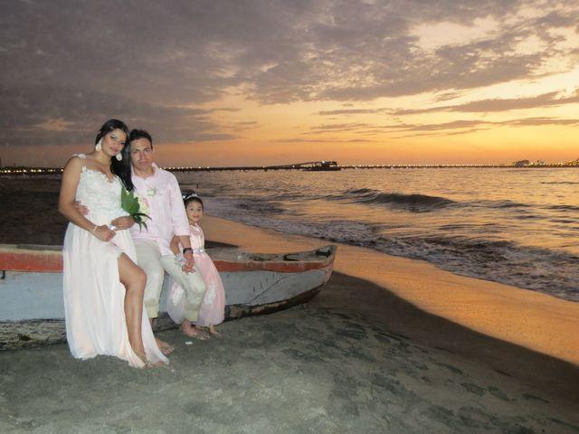 El matrimonio de Vladimir y María Cristina en Santa Marta, Magdalena 12
