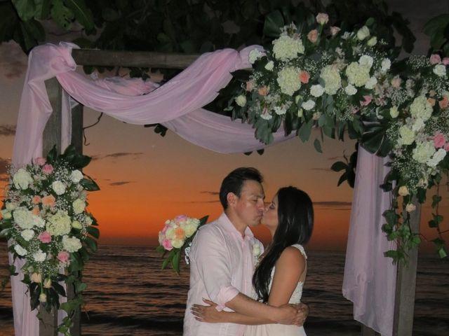 El matrimonio de Vladimir y María Cristina en Santa Marta, Magdalena 14