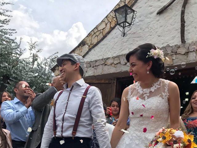 El matrimonio de Germán  y Luz en Tibasosa, Boyacá 1