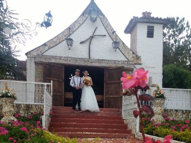 El matrimonio de Germán  y Luz en Tibasosa, Boyacá 2