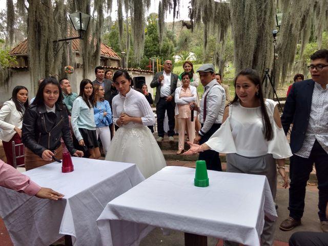 El matrimonio de Germán  y Luz en Tibasosa, Boyacá 6