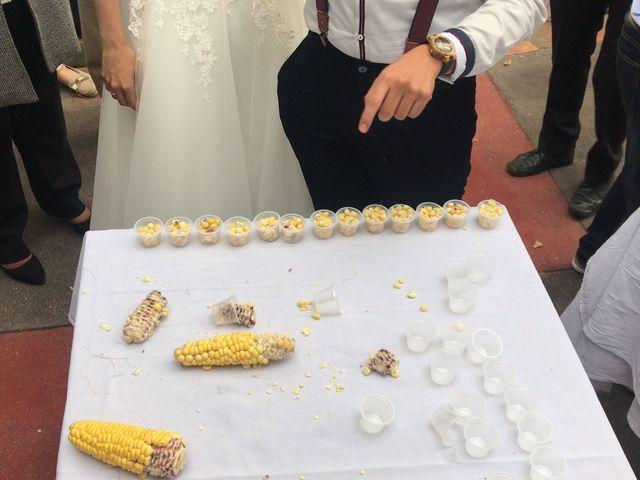 El matrimonio de Germán  y Luz en Tibasosa, Boyacá 8