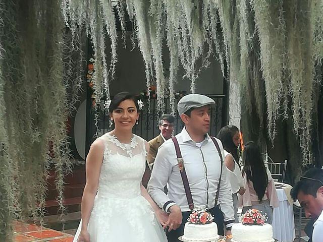 El matrimonio de Germán  y Luz en Tibasosa, Boyacá 11