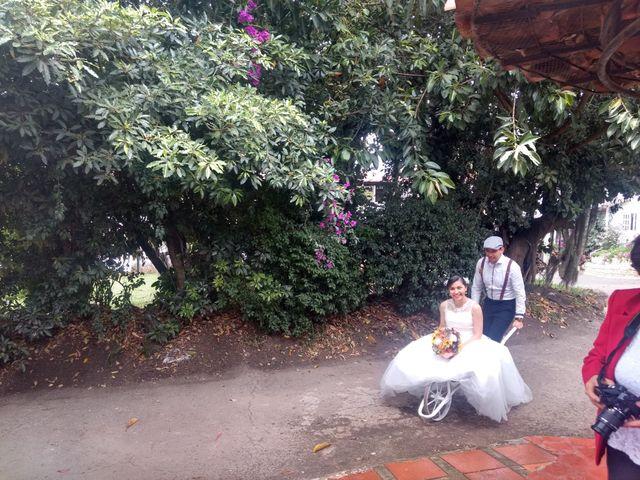El matrimonio de Germán  y Luz en Tibasosa, Boyacá 13