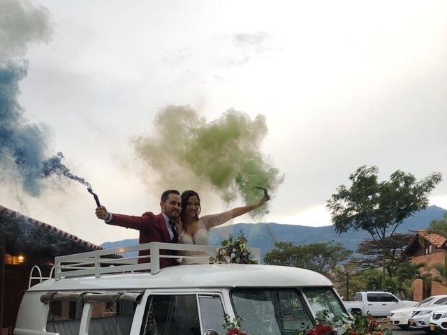 El matrimonio de Marcel y Maria Cecilia en Medellín, Antioquia 2
