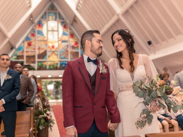 El matrimonio de Maria Cecilia y Marcel
