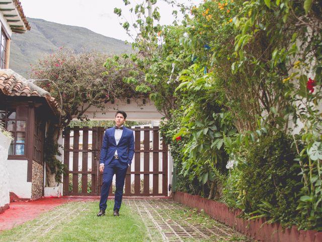 El matrimonio de Erick y Leidy en Villa de Leyva, Boyacá 7