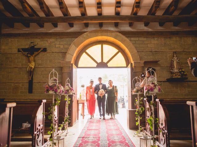 El matrimonio de Erick y Leidy en Villa de Leyva, Boyacá 10