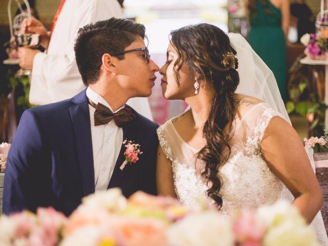 El matrimonio de Erick y Leidy en Villa de Leyva, Boyacá 13