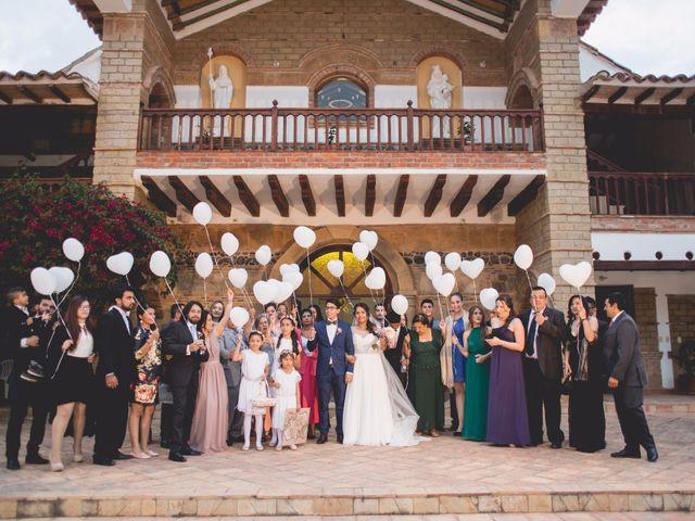 El matrimonio de Erick y Leidy en Villa de Leyva, Boyacá 14