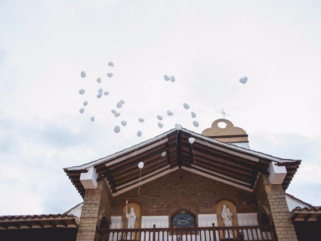 El matrimonio de Erick y Leidy en Villa de Leyva, Boyacá 15