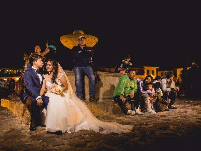 El matrimonio de Erick y Leidy en Villa de Leyva, Boyacá 21