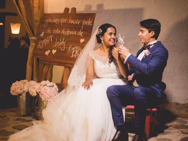 El matrimonio de Erick y Leidy en Villa de Leyva, Boyacá 22