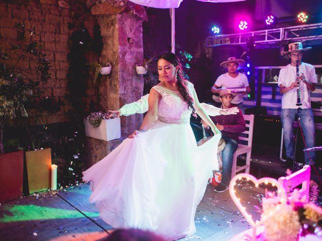El matrimonio de Erick y Leidy en Villa de Leyva, Boyacá 30