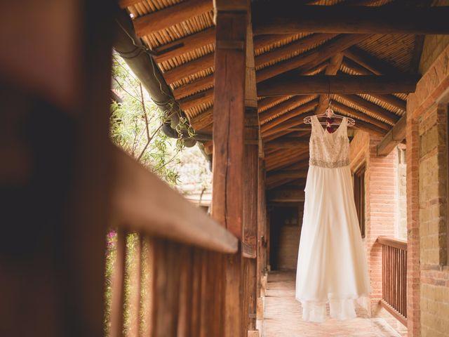 El matrimonio de Erick y Leidy en Villa de Leyva, Boyacá 32