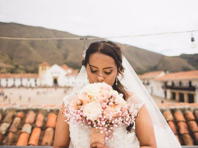 El matrimonio de Erick y Leidy en Villa de Leyva, Boyacá 40