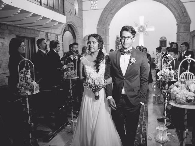 El matrimonio de Erick y Leidy en Villa de Leyva, Boyacá 45