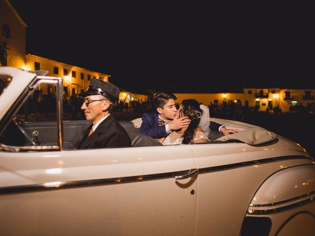 El matrimonio de Erick y Leidy en Villa de Leyva, Boyacá 51