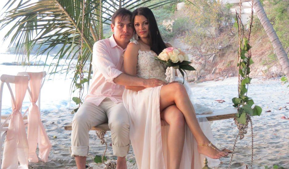 El matrimonio de Vladimir y María Cristina en Santa Marta, Magdalena