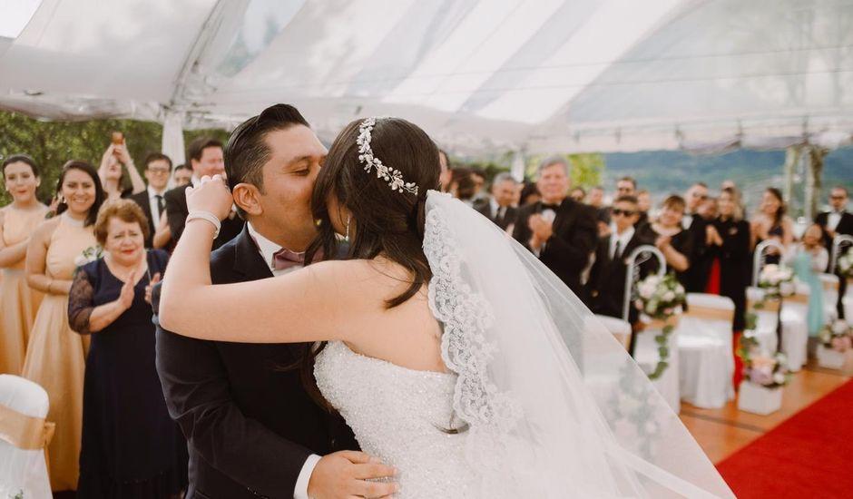 El matrimonio de Fernando y Jineth en Paipa, Boyacá