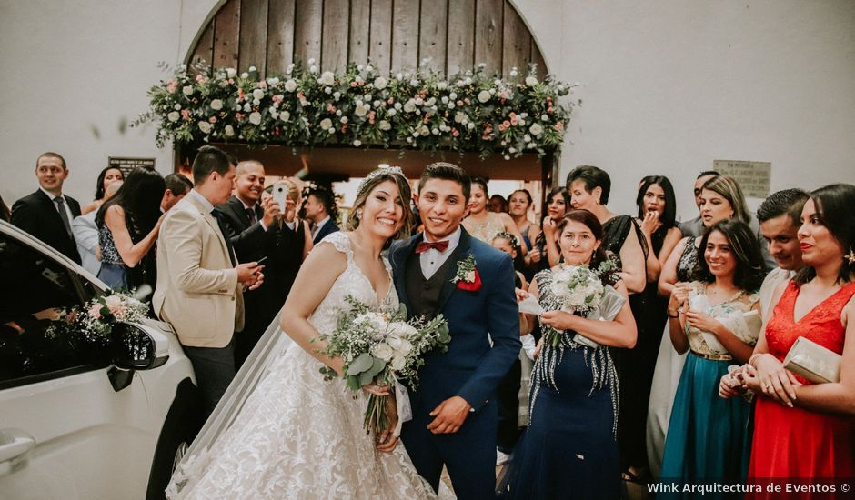 El matrimonio de Pedro y Luisa en Medellín, Antioquia
