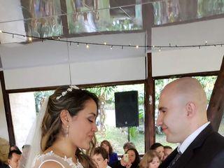 El matrimonio de Angie y Norberto 2