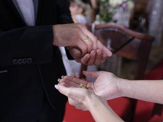 El matrimonio de Juliana Meléndez Torres y Marcelo Rosas Liesegang 1