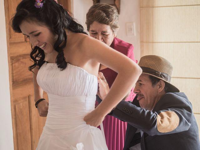 El matrimonio de Lucas y Yaneth en Villa de Leyva, Boyacá 13