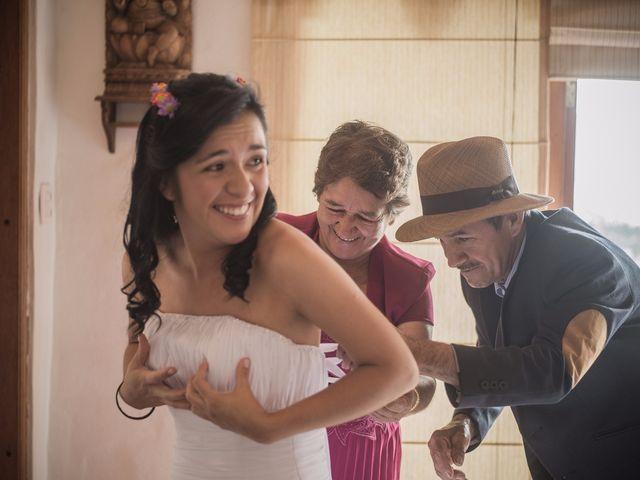 El matrimonio de Lucas y Yaneth en Villa de Leyva, Boyacá 14