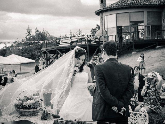 El matrimonio de Lucas y Yaneth en Villa de Leyva, Boyacá 27