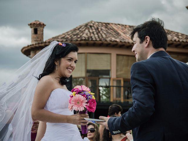El matrimonio de Lucas y Yaneth en Villa de Leyva, Boyacá 28