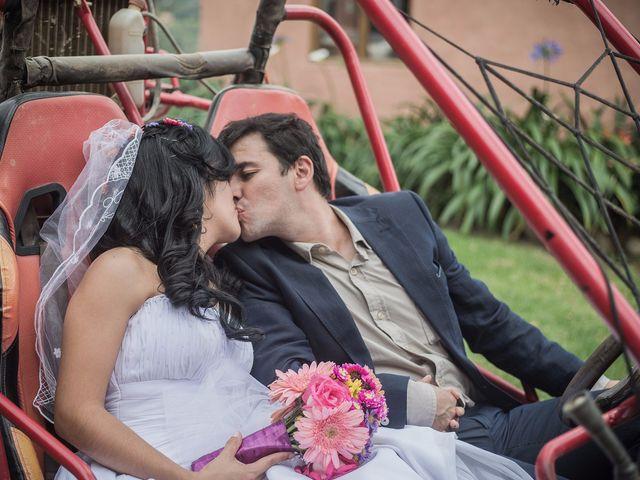 El matrimonio de Lucas y Yaneth en Villa de Leyva, Boyacá 31