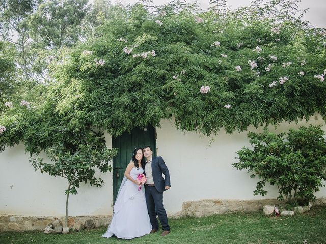El matrimonio de Lucas y Yaneth en Villa de Leyva, Boyacá 38