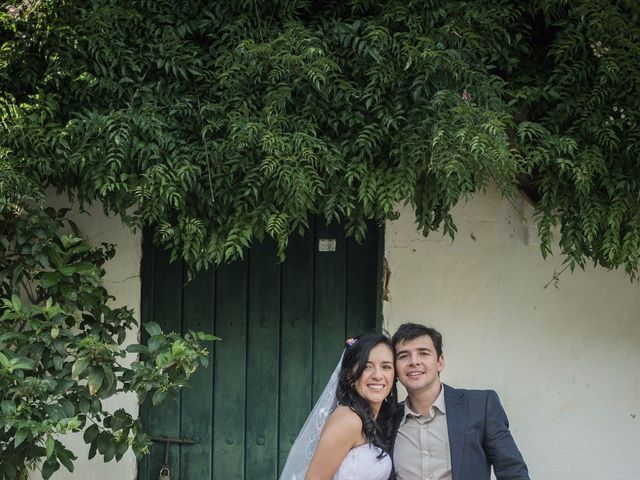El matrimonio de Lucas y Yaneth en Villa de Leyva, Boyacá 1