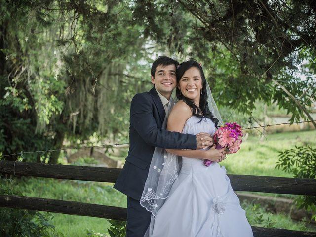 El matrimonio de Lucas y Yaneth en Villa de Leyva, Boyacá 2