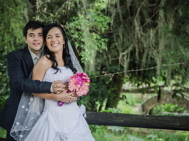 El matrimonio de Yaneth y Lucas