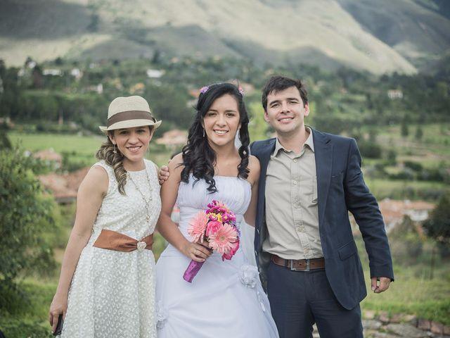El matrimonio de Lucas y Yaneth en Villa de Leyva, Boyacá 42